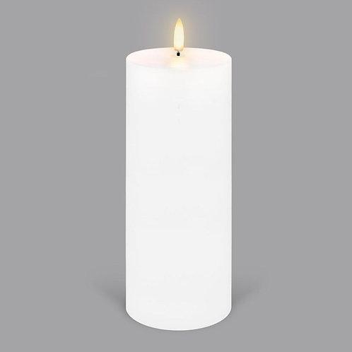 Nordic White Tall Pillar