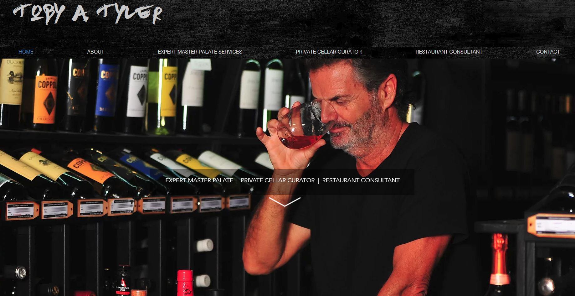 Taste Consultant's Website