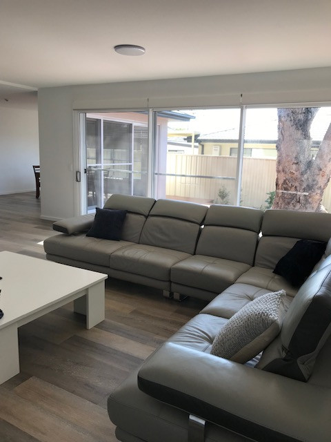 NDIS SIL Greenacre Lounge