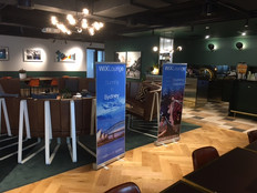 New Wix Lounge Banners