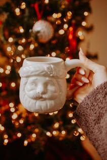 santa cup
