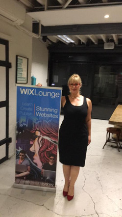 Wix Lounge Poster