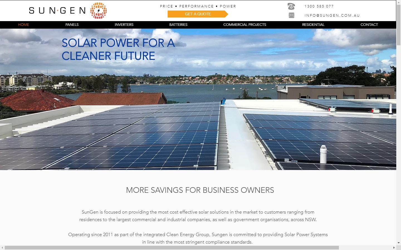 Solar & Electrical