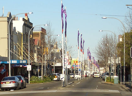 Marrickville Main Street - Inner West Sydney