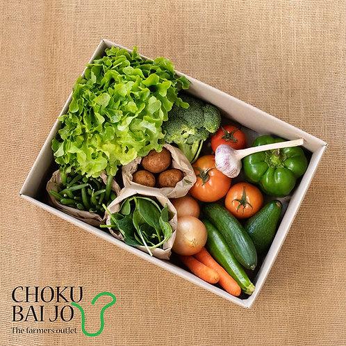 Small Vegetable Box