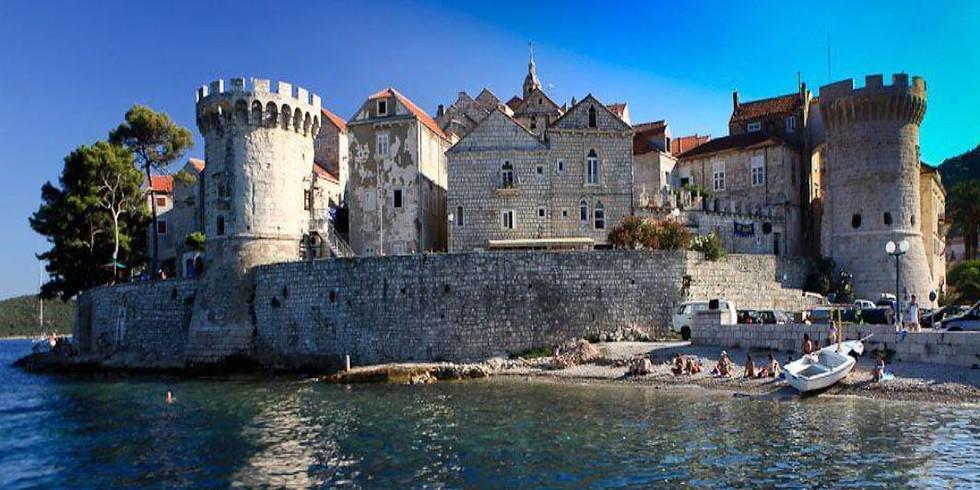 Kayak Croatia - Split to Dubrovnik