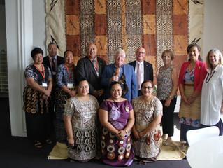 Tongan delegation visits Sydney