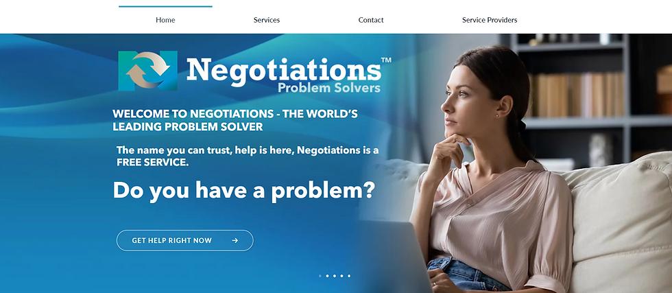 Negotiations Problem Solvers