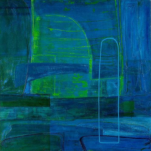 Virginia Baker Woolf - Sails