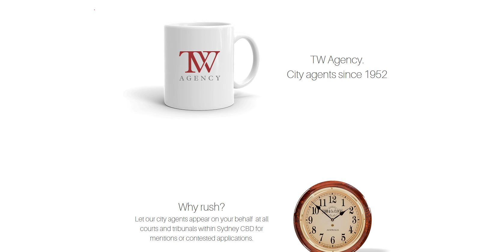TW Agency Lawyers