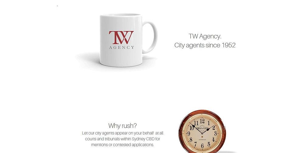 TW Agency Lawyers