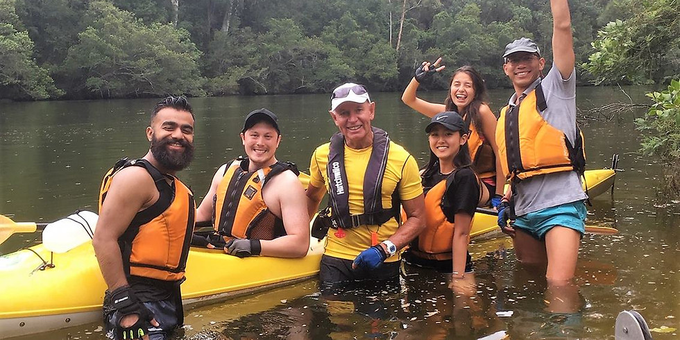 NEW: For our Asian Paddlers – early European history revealed at Bobbin Head and Cowan Creek