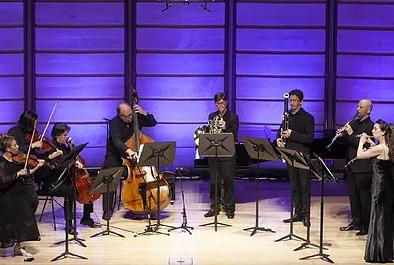 Omega Ensemble:Why I play Chamber Music -Sally Walker