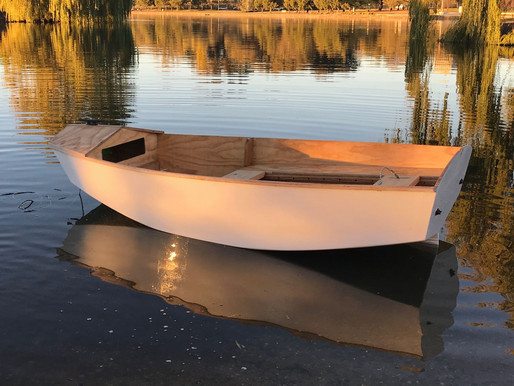 The 12' Open Dinghy