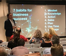 Mark shares 7 habits for business success