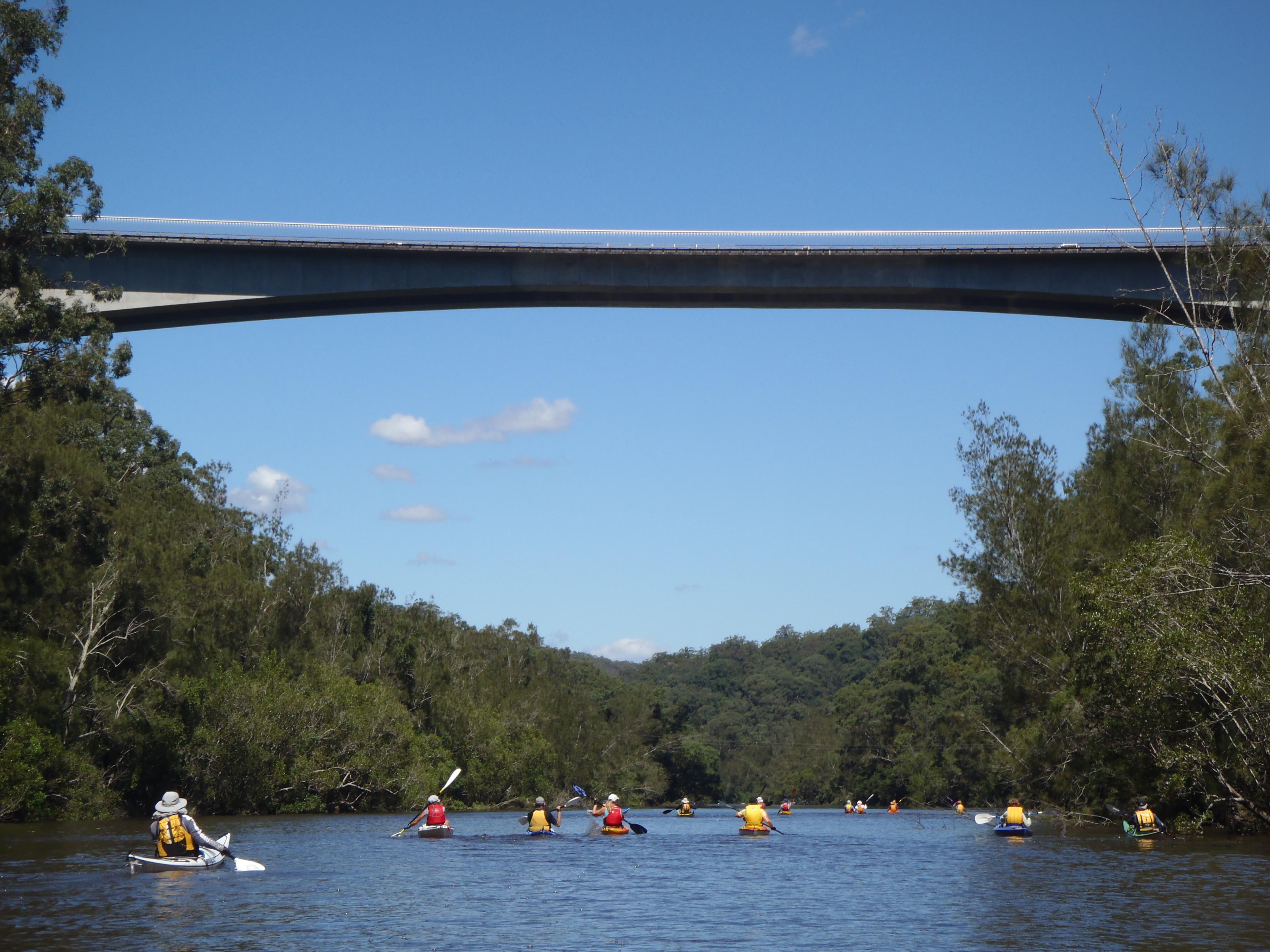 Copy (2) of Mooney Mooney bridge