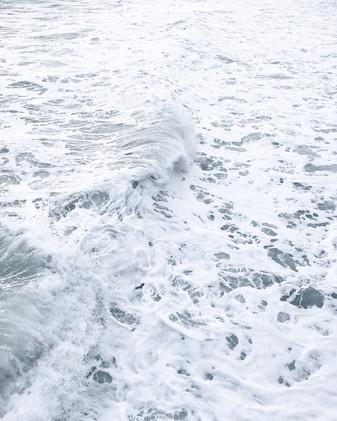 Waves - - Nordic White