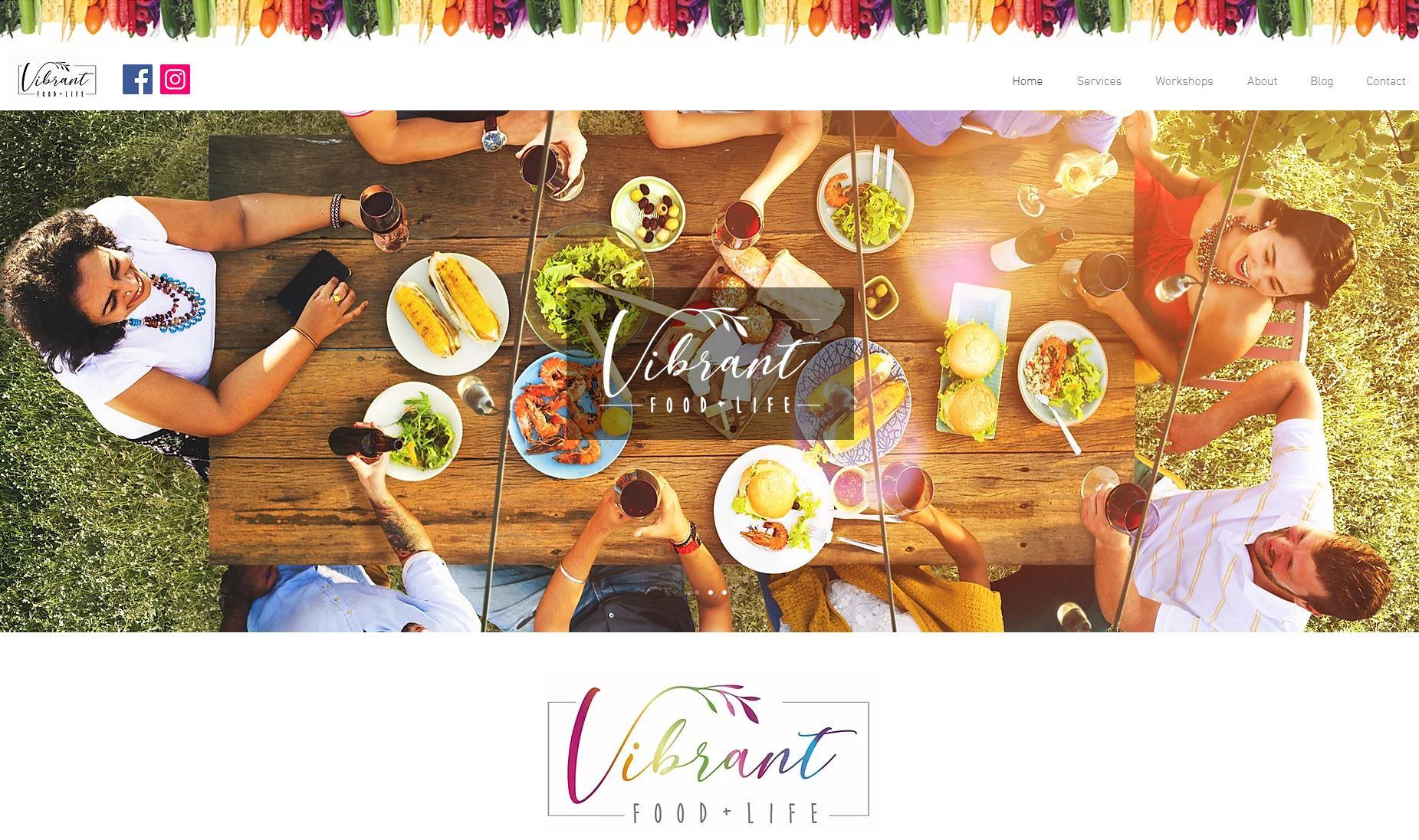 Vibrant Food Life