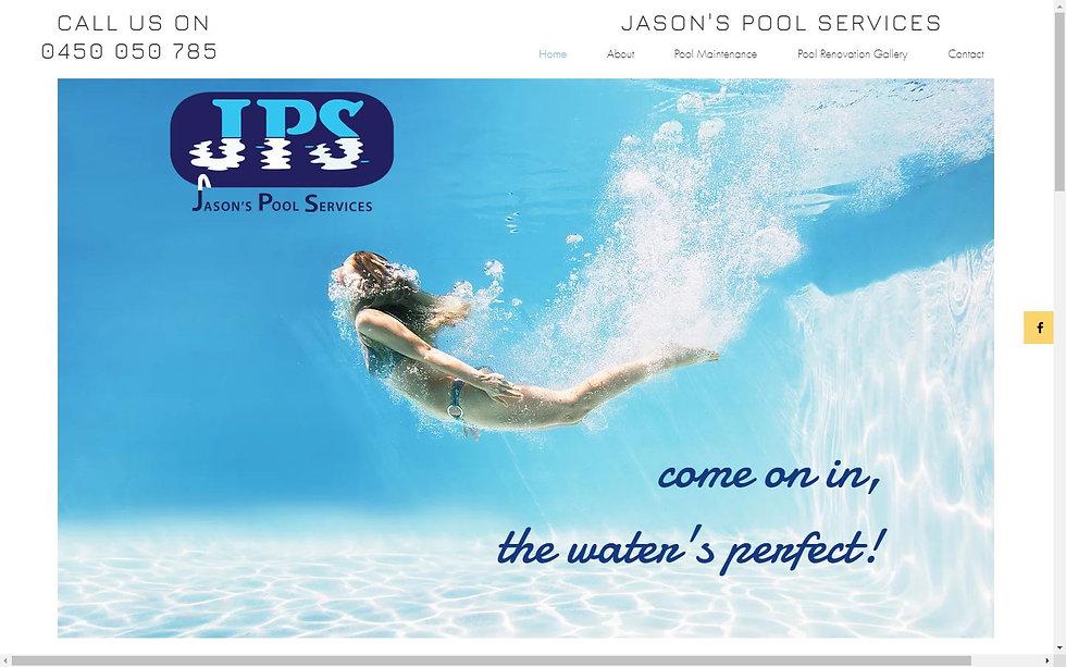 Jason's Pool Services