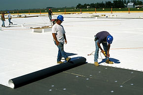 Commercial Roofing Company Utah