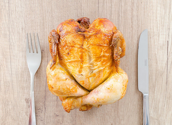 Cooked Whole Chicken