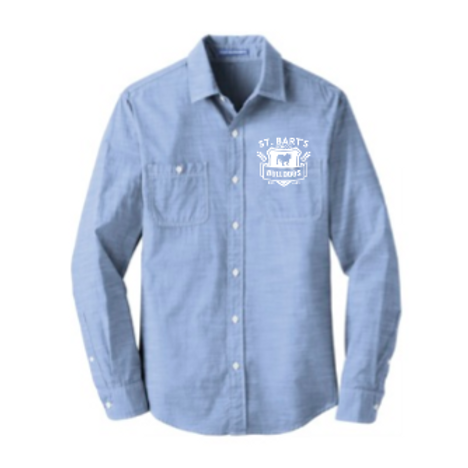 Adult - Port Authority® Chambray Shirt