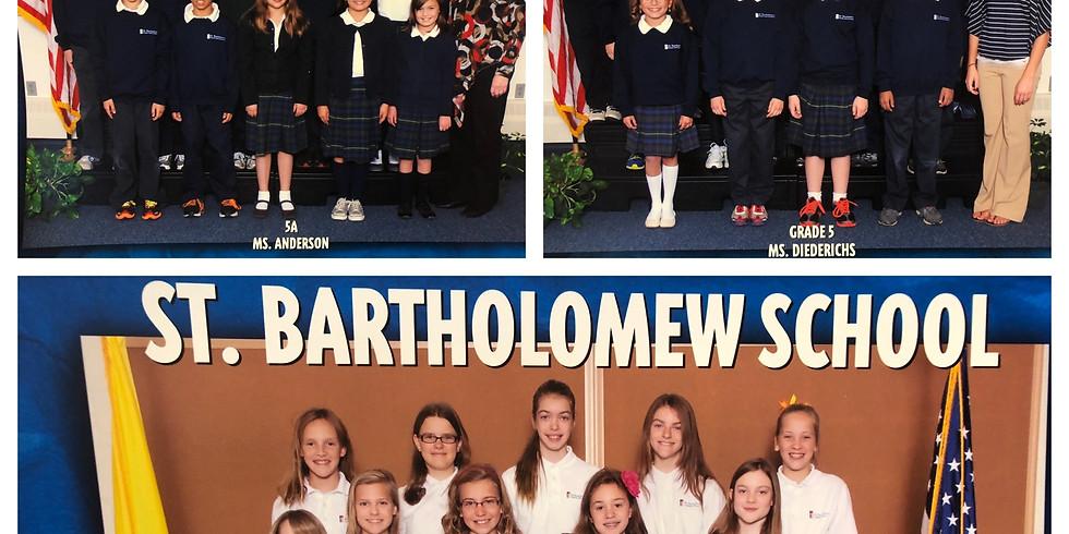 St. Bart's School Alumni High School Graduation Breakfast