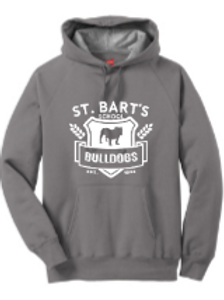 Adult - Hanes Pullover Hooded SS