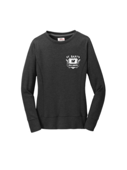 Adult - Anvil® Ladies French Terry Crewneck Sweatshirt