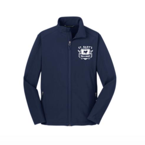 Adult - Men's Port Authority® Core Soft Shell Jacket