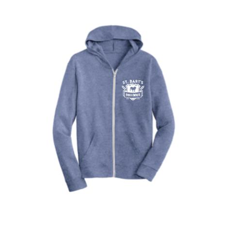 Adult - Alternative Eco-Jersey™ Zip Hoodie