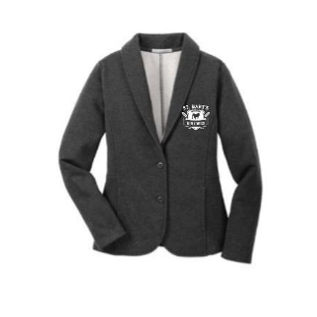 Adult - Port Authority® Ladies Fleece Blazer