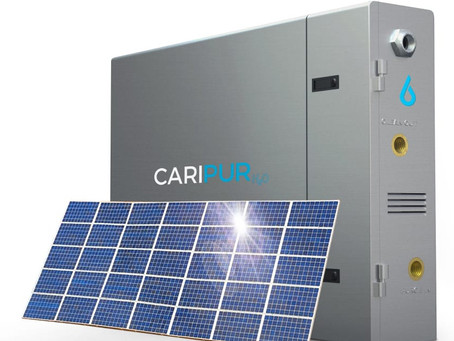 A Solar-powerful Water Purifier for Your Home and Business