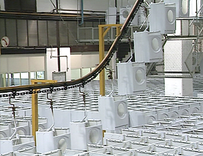 TRASMETAL WHITE GOODS COATING SYSTEMS