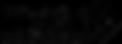 MESH logo Black (Transparent Background)