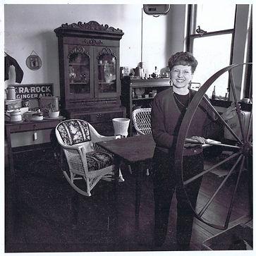 Rusty Brundage at The Cheshire Union Gift Shop