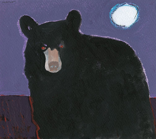Moon Bear by Angelia Salerno