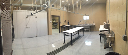 Game Processing Room