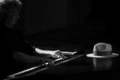 Le chapeau du pianiste