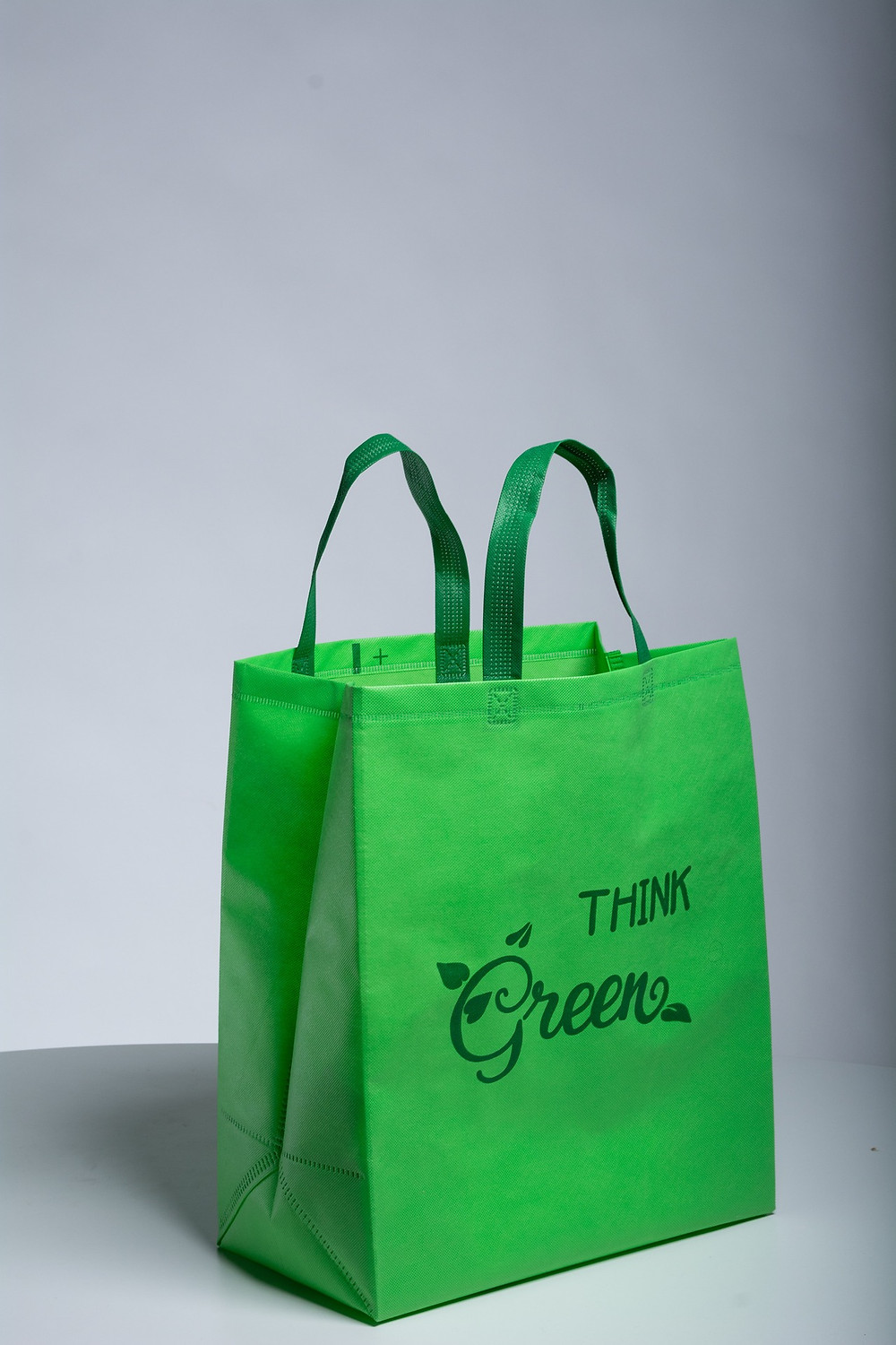 Go Green - Don't use Biodegradable Plastic Products
