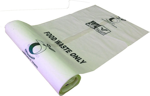 Biodegradable Caddy Liners