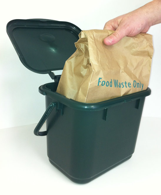 Caddy Bags for Food Waste