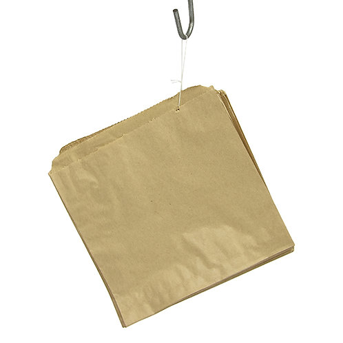 Flat Paper Counter Bags