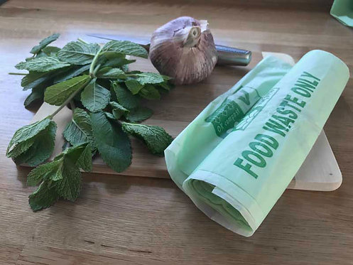 Compostable Caddy Bags