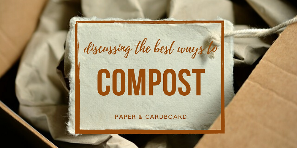 discussing the best ways to compost