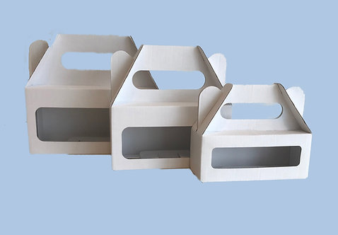 Small Boxes with Handles