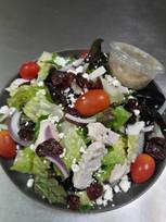 Athena's Greek Salad W/ Grecian Dressing