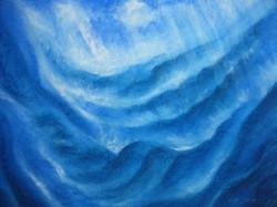 29503309_kW554-L Ocean Storm watercolor and pastels