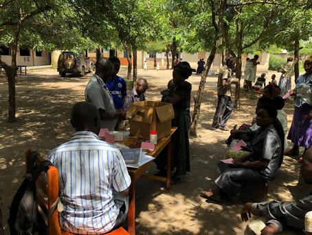 Treating epilepsy in Uganda: we are seeing new children every week