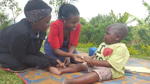 RSNF - Joseph visited by RSNF staff.jpg